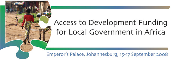 Access to Donor Funding for Local Governments in Africa