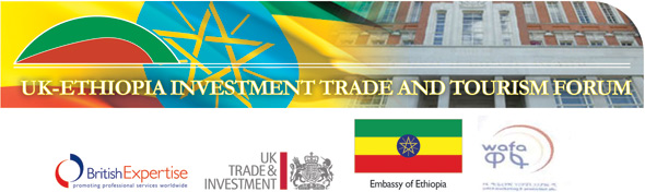 UK-Ethiopia Investment Forum, June 2011