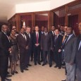 Cameroon Trade Mission with UK Ambassador Brian Olley