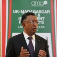 HE Hery Rajaonarimampianina, President of the Republic of Madagascar