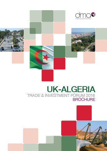 UK-Algeria Trade & Investment Forum 2016