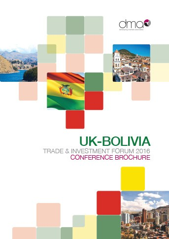 UK-Bolivia Trade & Investment Forum 2016
