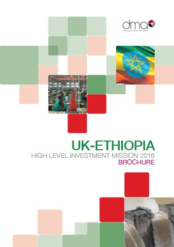 UK-Ethiopia High Level Investment Mission 2016