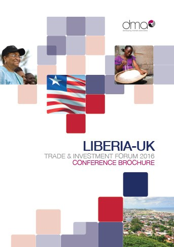 Liberia-UK Trade & Investment Forum 2016