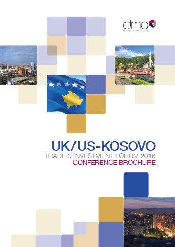 UK/US-Kosovo Trade & Investment Forum 2016