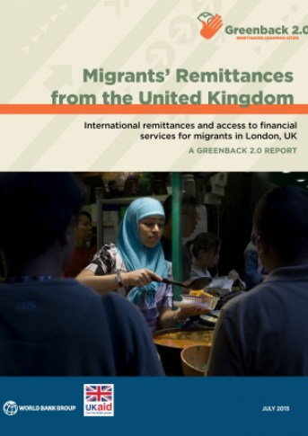 Greenback 2.0: Migrants' Remittances from the United Kingdom